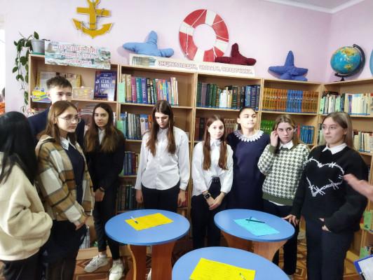 Октябрьская сельская библиотека – филиал № 32