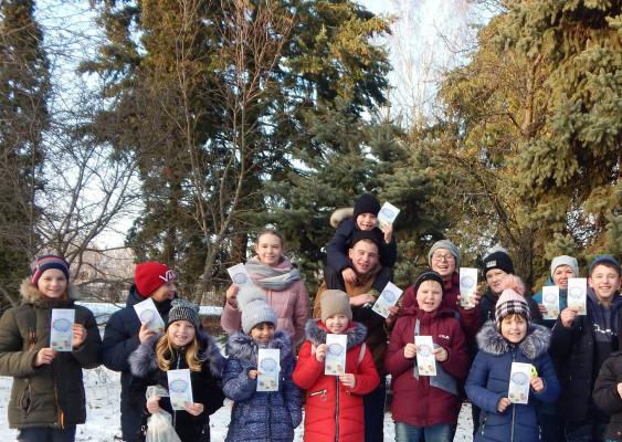 Экологическая акция: «Покормите птиц зимой»