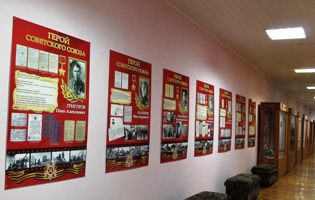 Выставочная экспозиция «Добринцы - Великой Победе»