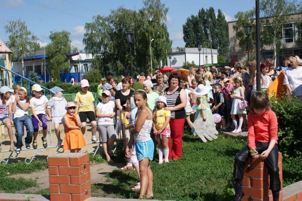 Фестиваль детского чтения 2010