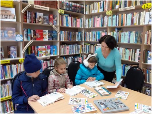 Дубовская сельская библиотека – филиал №8