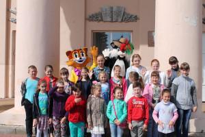 Фестиваль детского чтения 2016