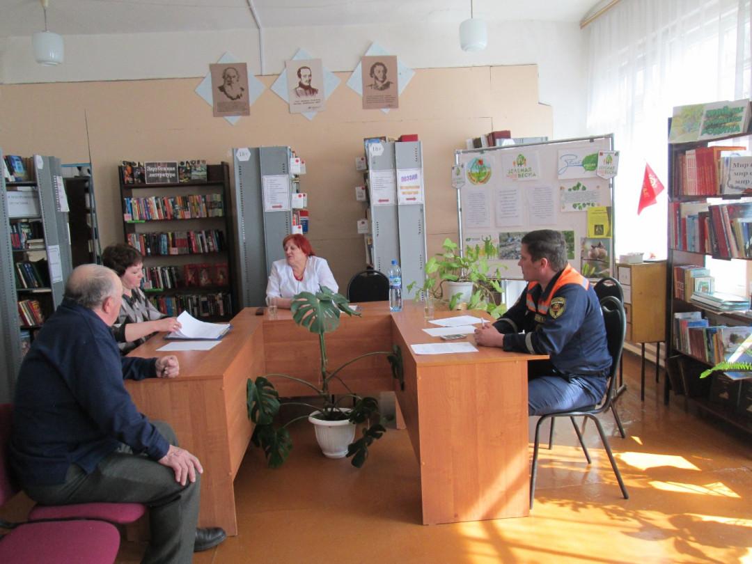 Круглый стол «Экология села – забота общая»
