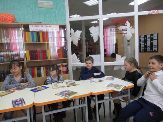 Неделя православной культуры  в Богородицкой сельской библиотеке